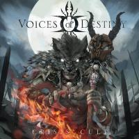 VOICES OF DESTINY - Crisis cult DIGIPACK
