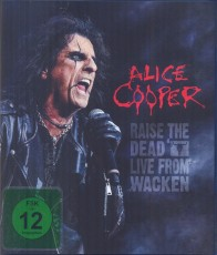 COOPER ALICE - Raise the dead BLURAY+2CD