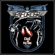ENFORCER - Live by fire DVD+CD