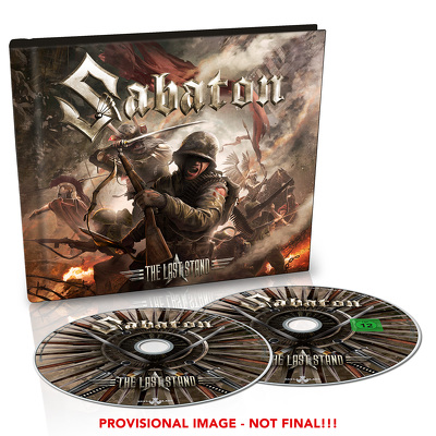 SABATON - The last stand CD+DVD