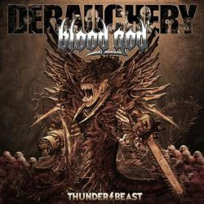 DEBAUCHERY vs BLOODGOD - Thunderbeast 3CD