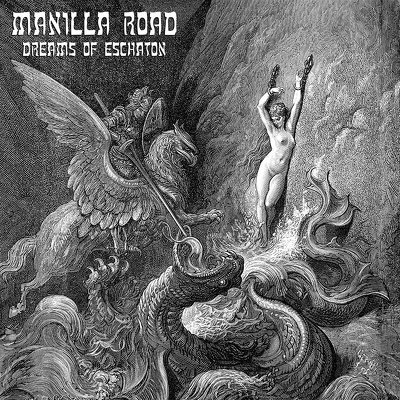 MANILLA ROAD - Dreams of eschaton 2CD