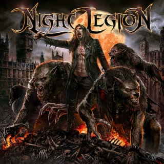 NIGHT LEGION - Night legion