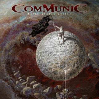 COMMUNIC - Where echoes gather DIGIPACK