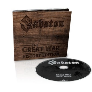 SABATON- Great war DIGIPACK
