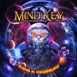 MIND KEY - MKIII - Aliens in wonderland