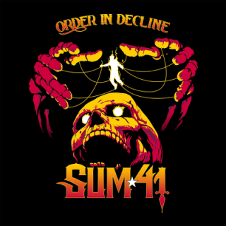 SUM41 - Order in decline DIGIPACK