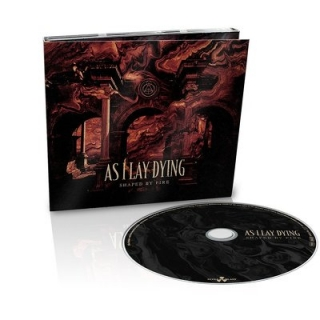 AS I LAY DYING - Shaped by fire DIGIPACK