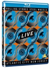 ROLLING STONES - Steel wheels live