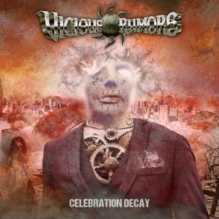 VICIOUS RUMORS - Celebration decay DIGIPACK