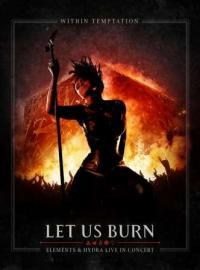 WITHIN TEMPTATION - Let us burn DVD+2CD
