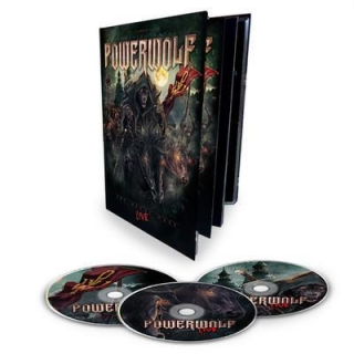 POWERWOLF - The metal mass live 2xDVD+CD
