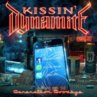 KISSIN DYNAMITE - Generation goodbye CD+DVD