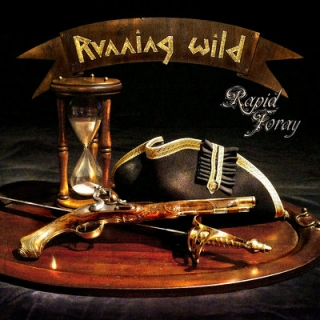 RUNNING WILD - Rapid foray DIGIPACK