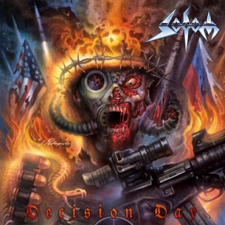 SODOM - Decision day DIGIPACK