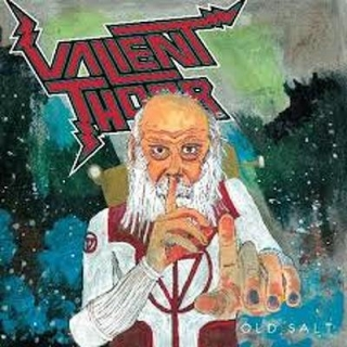 VALIENT THORR -  Old salt DIGIPACK