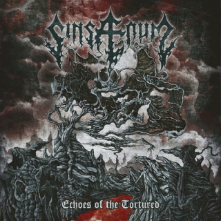 SINSAENUM - Echoes of the tortured DIGIPACK